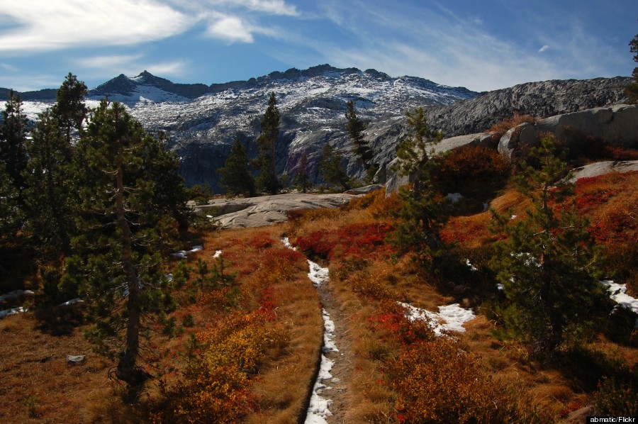o FALL COLORS DESOLATION WILDERNESS 900